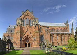 Ubytování Carlisle, Velká Británie