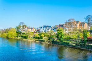 Ubytování Chester, Velká Británie