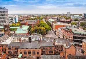 Ubytování Coventry, Velká Británie