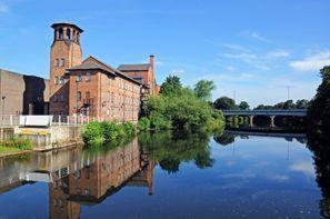 Ubytování Derby, Velká Británie