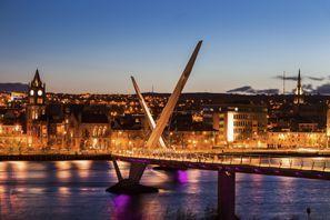 Ubytování Derry, Velká Británie