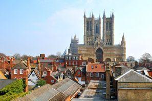 Ubytování East Midlands, Velká Británie
