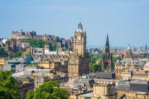 Ubytování Edinburgh, Velká Británie