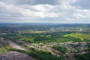 Ubytování Glasgow Prestwick, Velká Británie