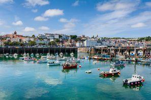 Ubytování Guernsey, Velká Británie