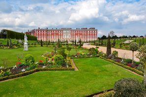 Ubytování Hampton, Velká Británie