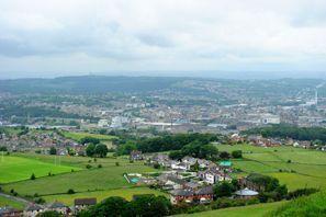 Ubytování Huddersfield, Velká Británie