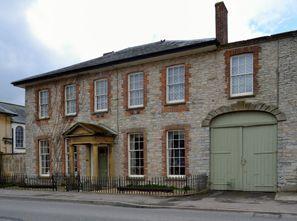 Ubytování Ilchester, Velká Británie