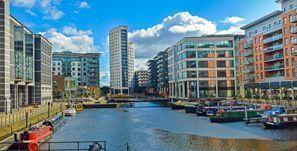 Ubytování Leeds, Velká Británie