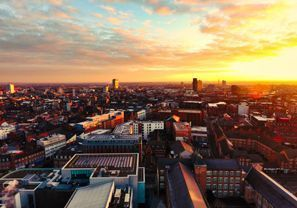 Ubytování Leicester, Velká Británie