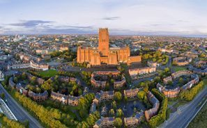 Ubytování Liverpool, Velká Británie