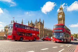 Ubytování Londýn, Velká Británie
