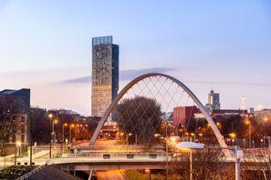 Ubytování Manchester, Velká Británie