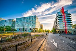 Ubytování Milton Keynes, Velká Británie