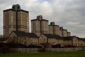 Ubytování Motherwell, Velká Británie