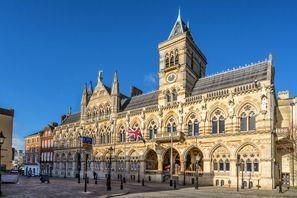 Ubytování Northampton, Velká Británie