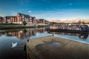 Ubytování Northwich, Velká Británie