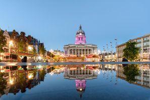 Ubytování Nottingham, Velká Británie