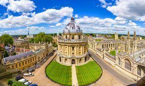 Ubytování Oxford, Velká Británie