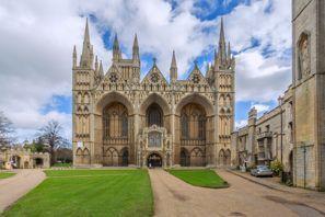 Ubytování Peterborough, Velká Británie