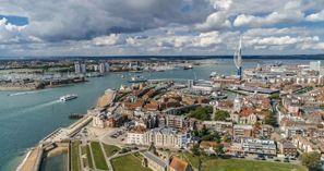 Ubytování Portsmouth, Velká Británie
