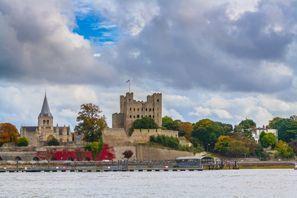 Ubytování Rochester, Velká Británie
