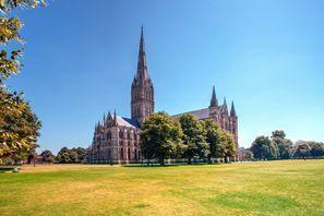 Ubytování Salisbury, Velká Británie