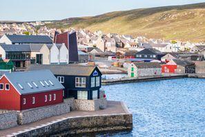 Ubytování Shetland Ostrovy, Velká Británie