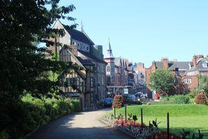 Ubytování Shrewsbury, Velká Británie