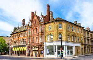 Ubytování Southampton, Velká Británie