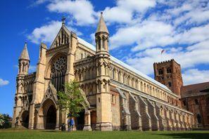 Ubytování St. Albans, Velká Británie