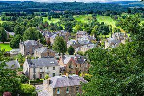 Ubytování Stirling, Velká Británie