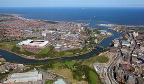 Ubytování Sunderland, Velká Británie