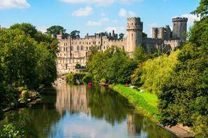 Ubytování Warwick, Velká Británie