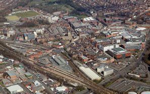 Ubytování Wigan, Velká Británie