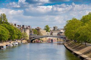 Ubytování York, Velká Británie